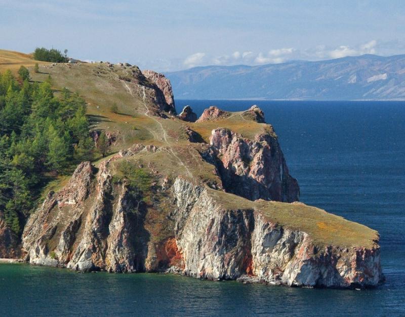 Байкал. Фото Александр Архипкин