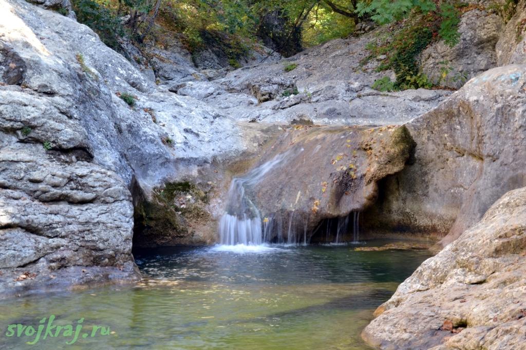 Большой каньон. Ванна молодости