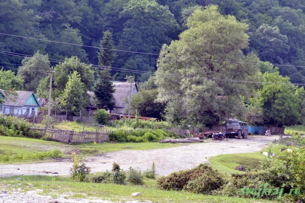 Село Отдаленное
