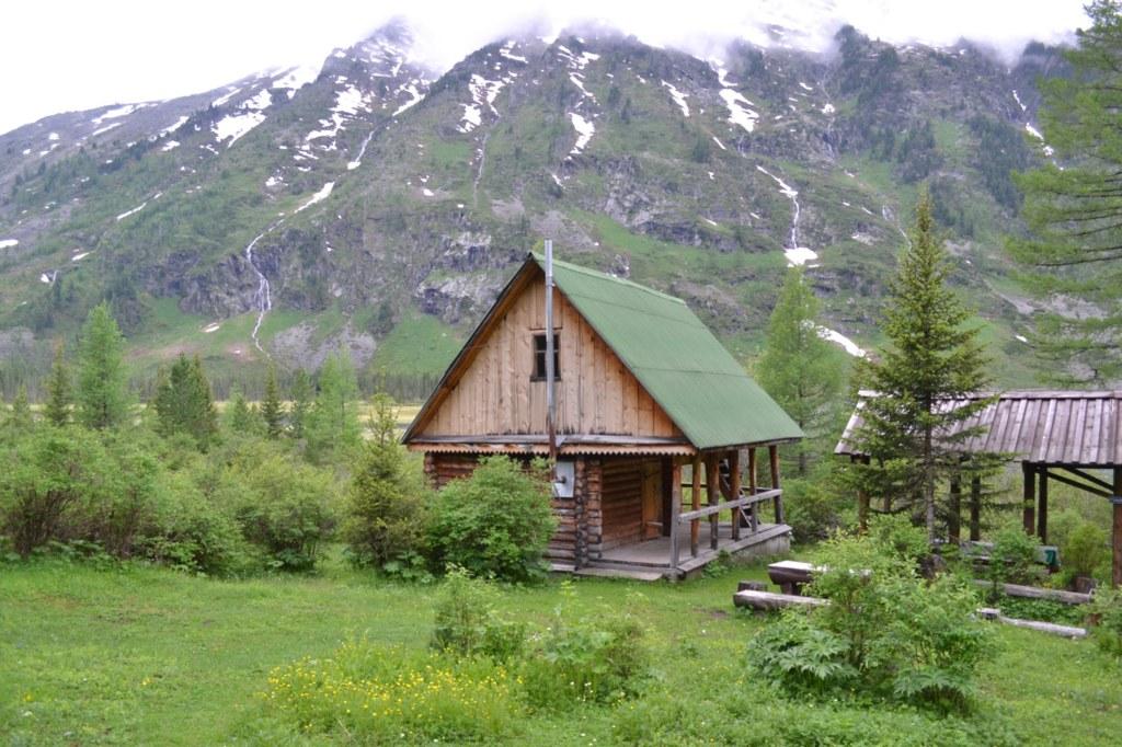 Алтай. Природный катунский заповедник