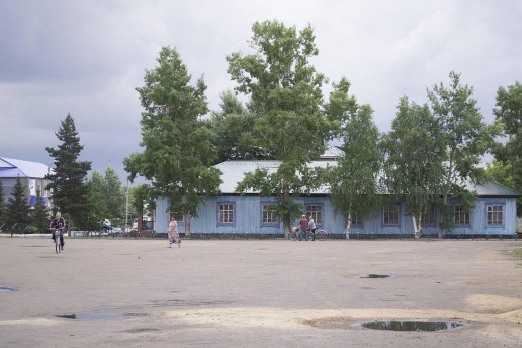 Кулунда. Бывшая музыкальная школа