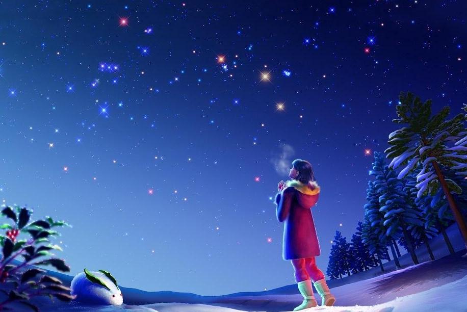 В путь за яркой звездой