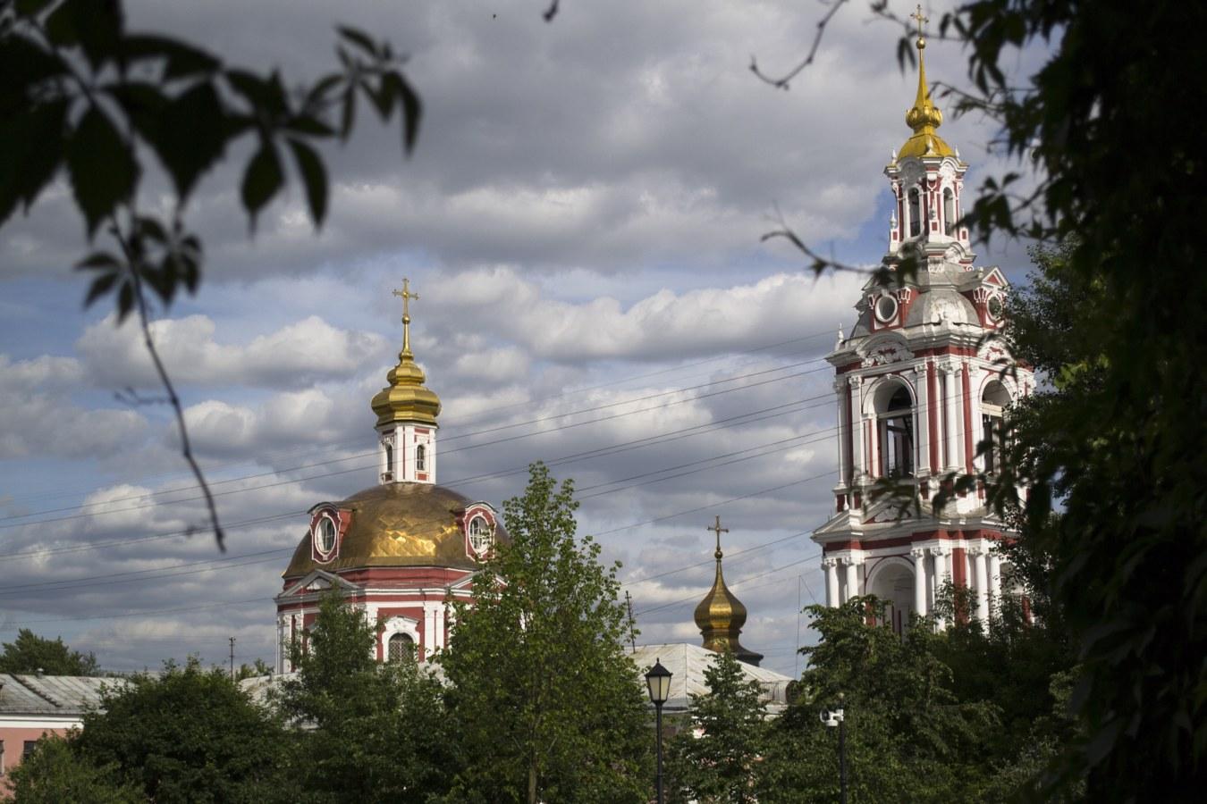 Храм Великомучиника Никиты