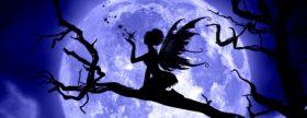 Сказка: Темная фея в поисках любви