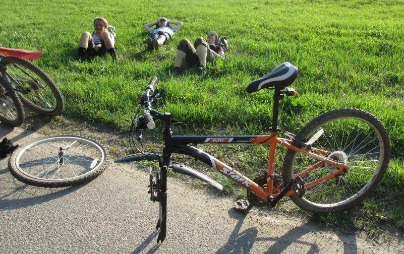 Как велосипед жизни учит